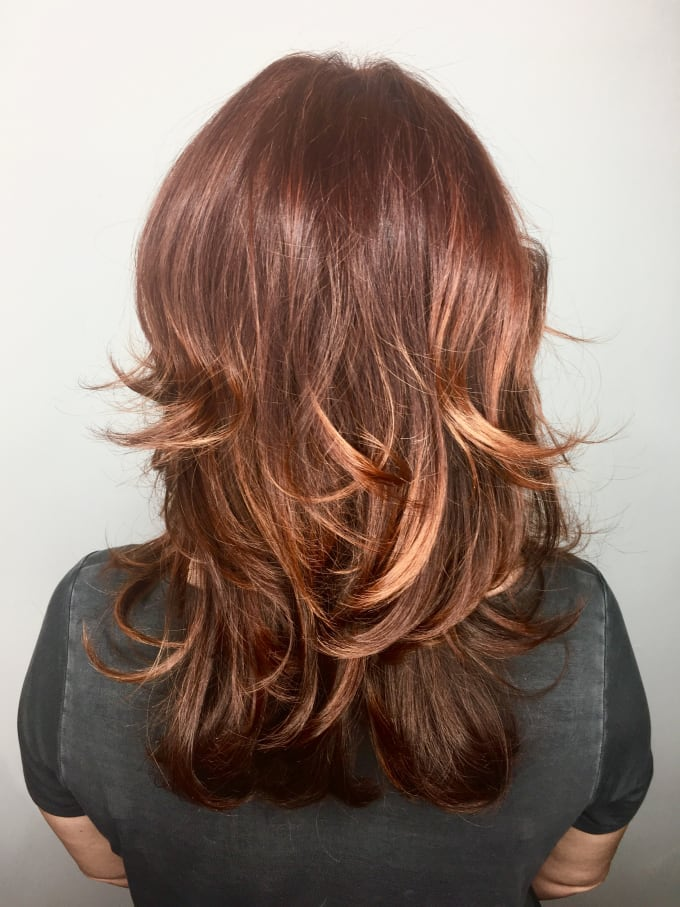 give you home hair color advice
