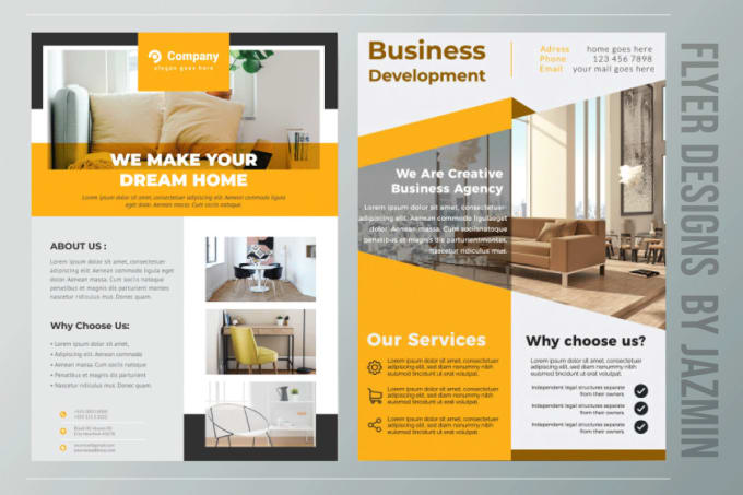 design foldable brochure, company profile, annual report,pdf in 24hrs