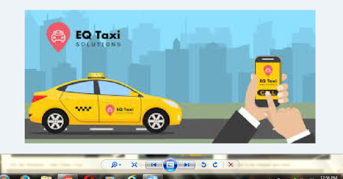 design and develop taxi booking app like uber
