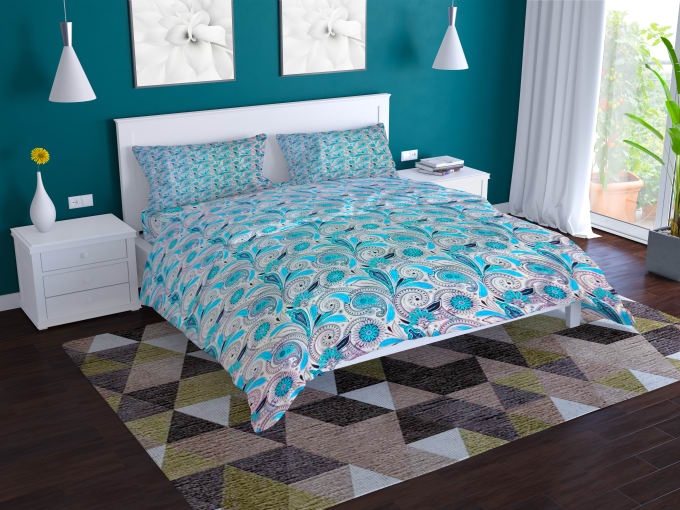 Image result for bedding set mockup