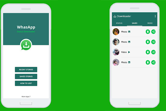 faisal_nadeem9 : I will sale source code of whats app status downloadeder  for $200 on www fiverr com