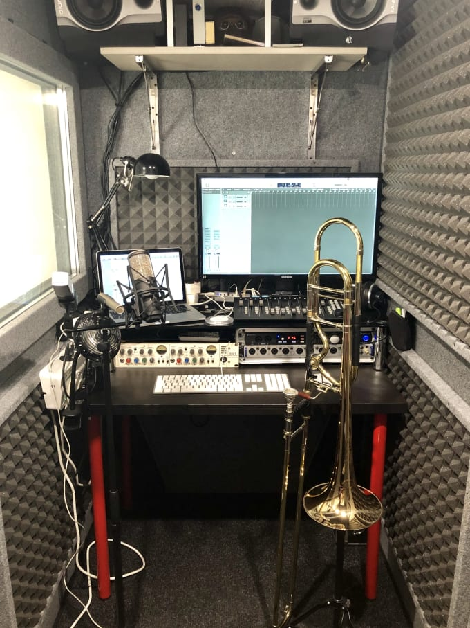 javitrombone : I will record your trombone and euphonium parts for $70 on  www fiverr com