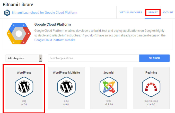 jaisharma1221 : I will install wordpress on google cloud console with your  domain for $20 on www fiverr com