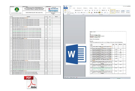 do pdf to word with removing watermark