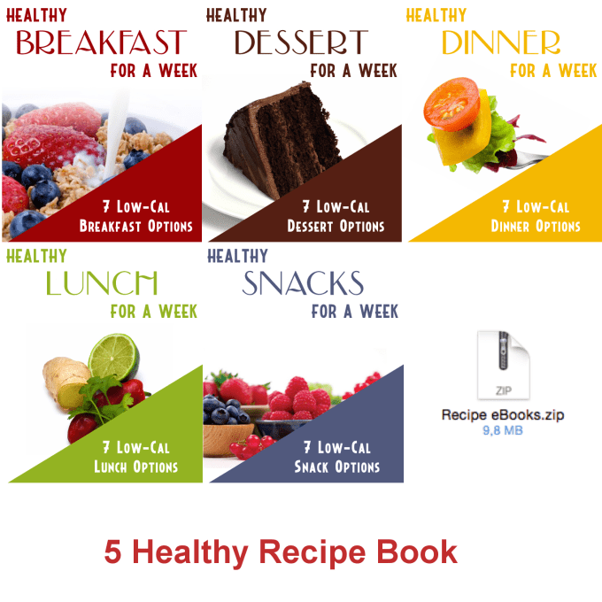 Healthy Recipe Book