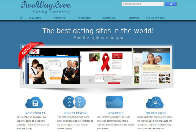 Dating site directory