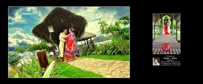 Design 17 X 24 Inch 30 Page Wedding Magazine Album By Nhdrvp