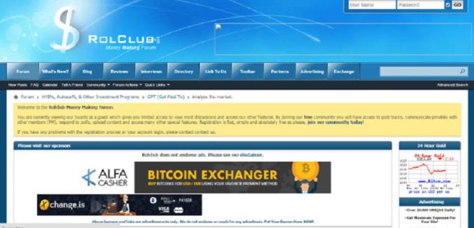 Forex forum sites
