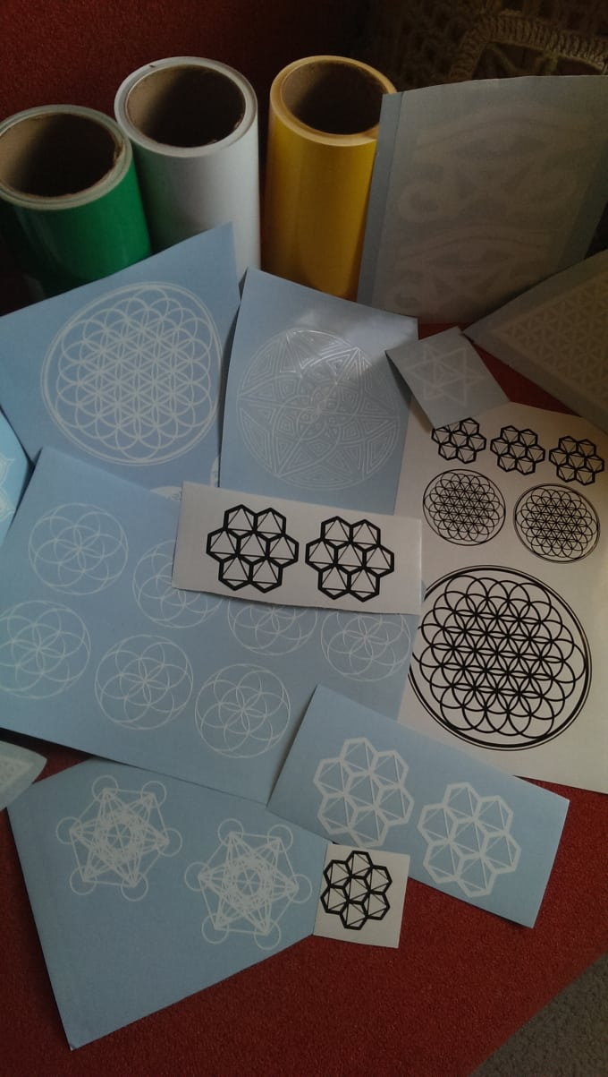 Turn Your Design Or Logo Into An Adhesive Vinyl Decal By