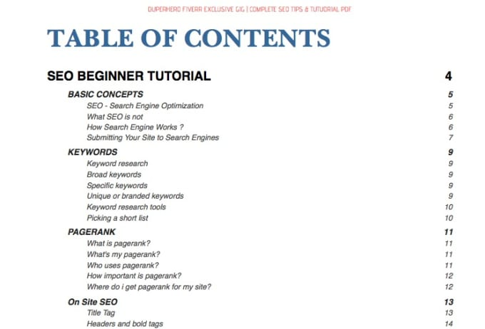 Search for seo ebooks and pdf tutorials search engine journal.