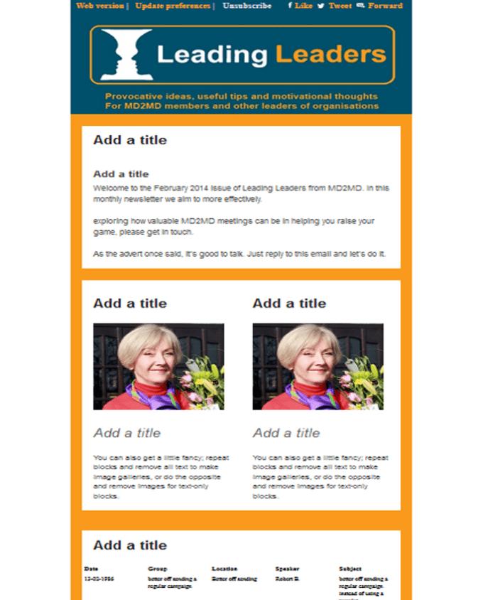 how to create responsive html