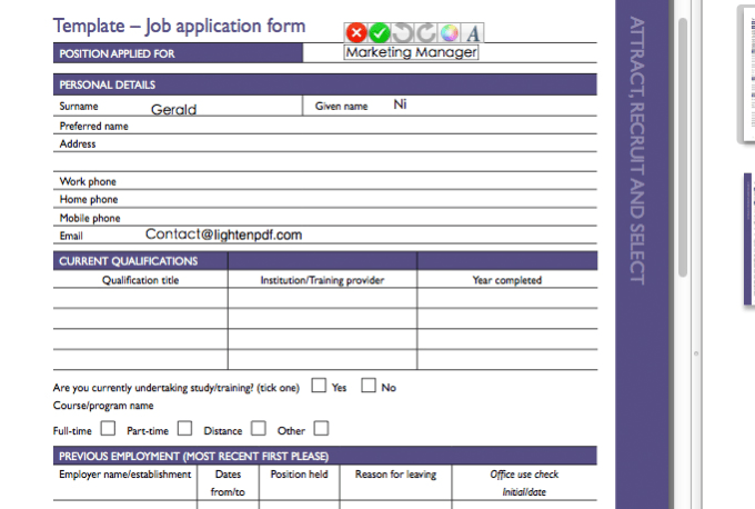 azeemkhan1 : I will make fillable, interactive PDF form in 12 hours for $5  on www fiverr com