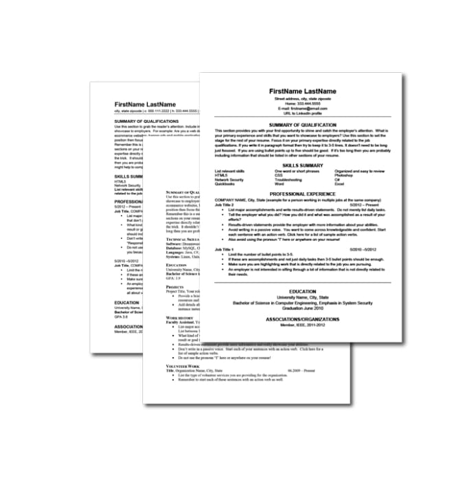 review your resume and provide detailed feedback by nanetteiris