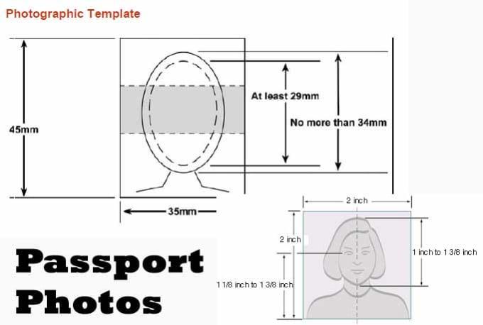 Create Passport And Visa Size Photos