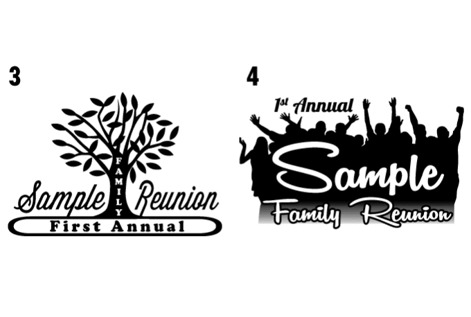 3a41ca1ec Customize a family reunion design for flyers or shirts by Jatalada