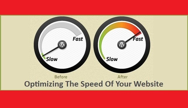 Speed up your wordpress website loading time by Grossjames