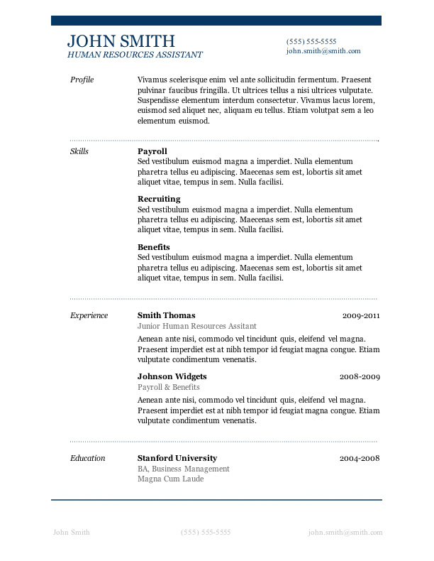 create an outstanding resume  cv or cover letter by