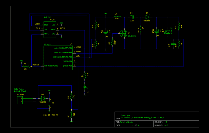 draw your schematic, PCB layout using diptrace Diptrace Schematic on