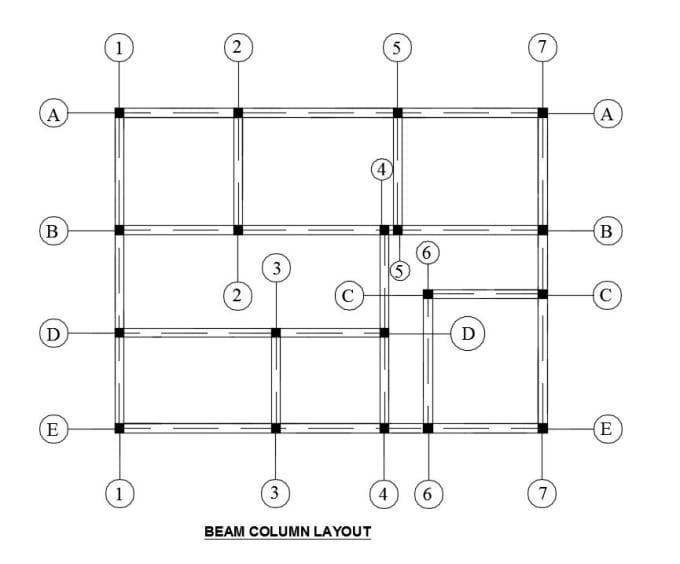 draw building floor plan