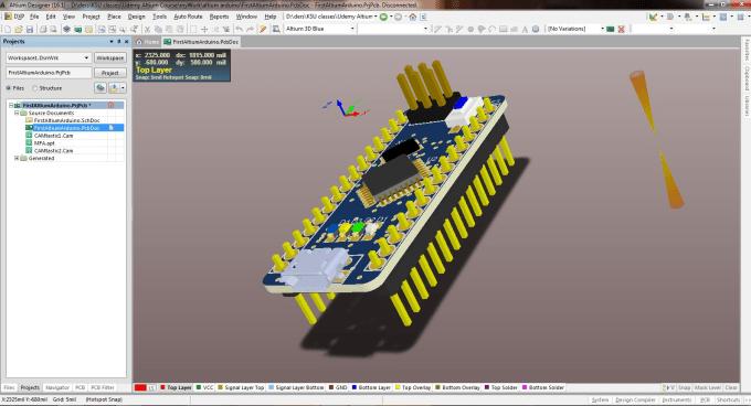 Altium video tutorial schematic capture bitweenie | bitweenie.