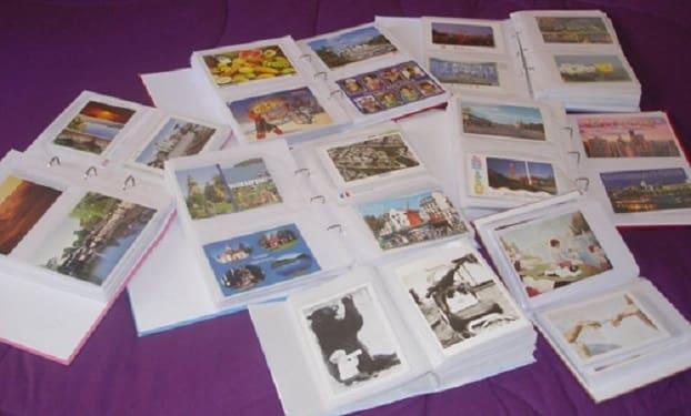 Как получать открытки со всего мира