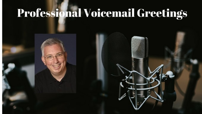 Record a professional voicemail greeting by irishguy1 m4hsunfo