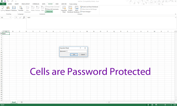 remove password protection from xlsx file