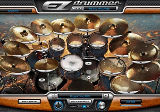 convert your midi Drums into realistic audio sound
