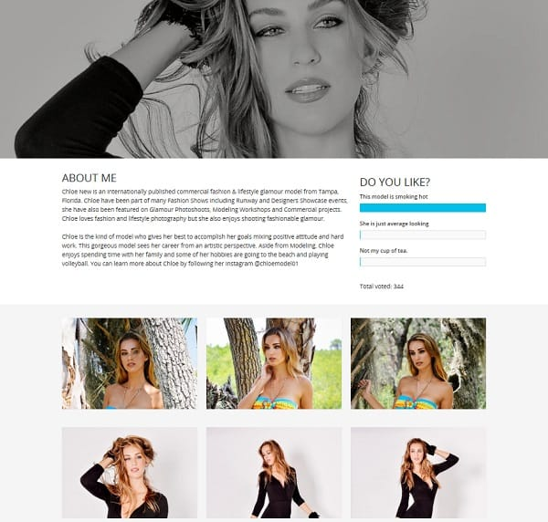 do Model magazine submission