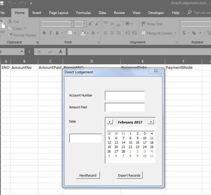 do your microsoft excel projects and excel macro vba by becky1303