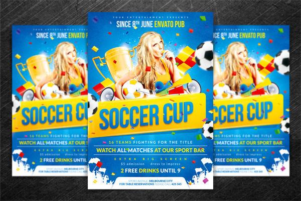do create flyer poster brochure design in 48 hor by imransk96