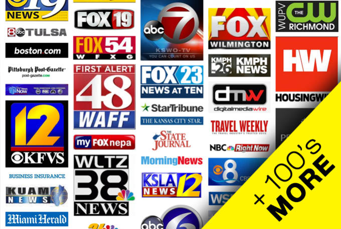 guarantee Your Press Release gets on ABC Nbc Cbs Fox and Other News Media  sites