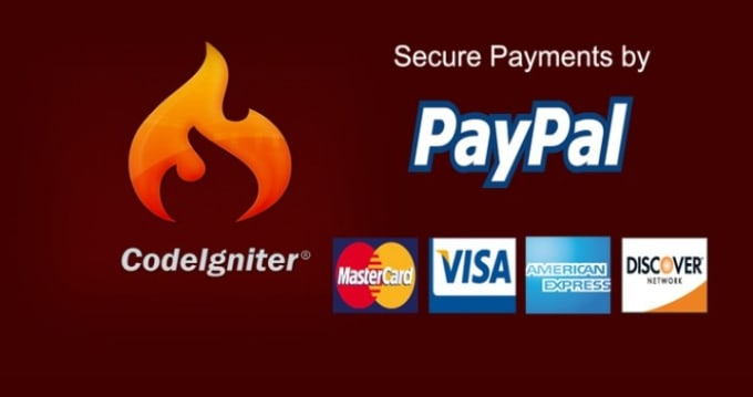 integrate Paypal, credit cards, echeque on your website
