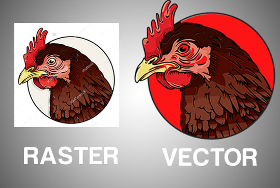 vectorize or vector tracing in 12 hours
