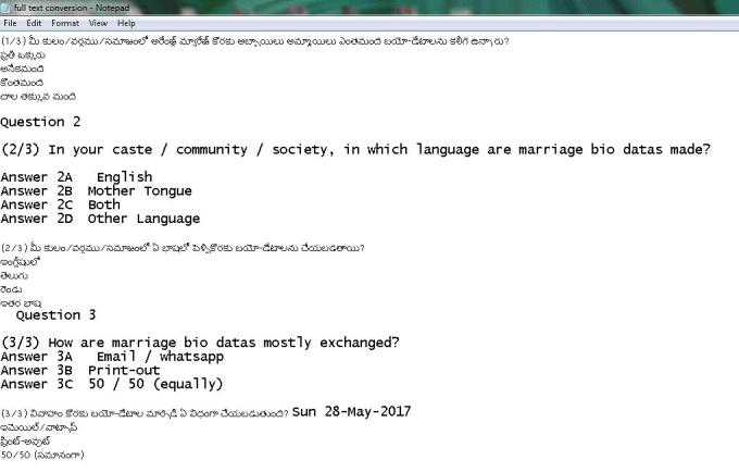 provide translation services from English to Telugu language