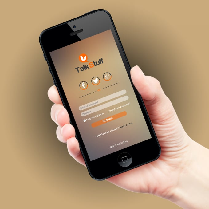 convert website into  mobile app for you