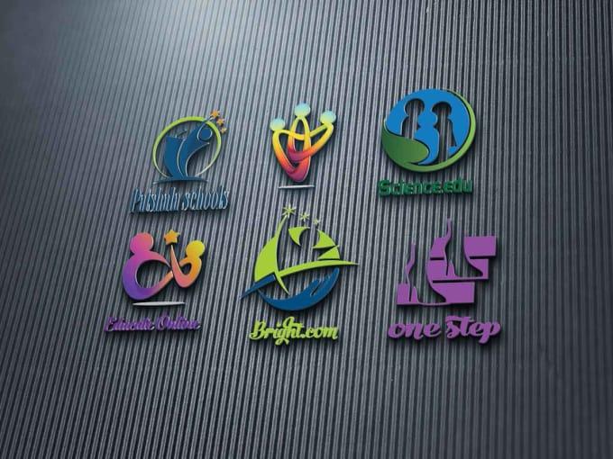design high quality logo for your business