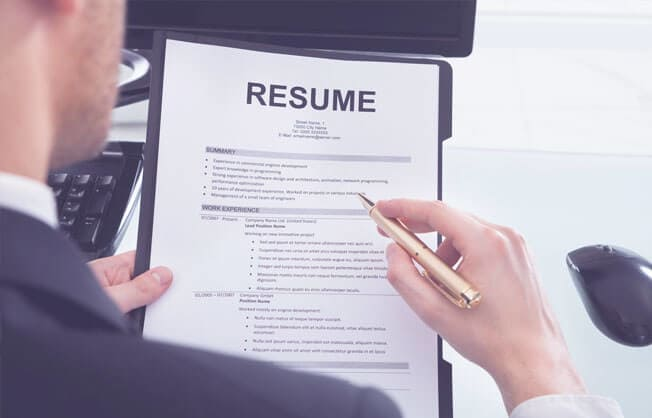 Resume Writing And Rewriting By Pro Resumes