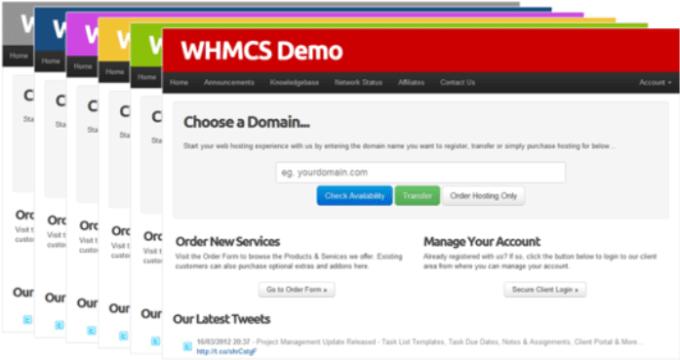 Whmcs Demo
