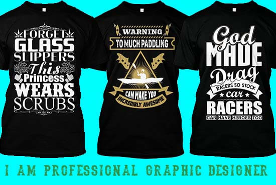 15c1c6ed Create trendy, teespring t shirt design within 24 hours by Wandathompson