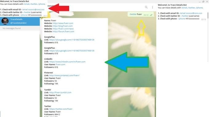 create python telegram bot