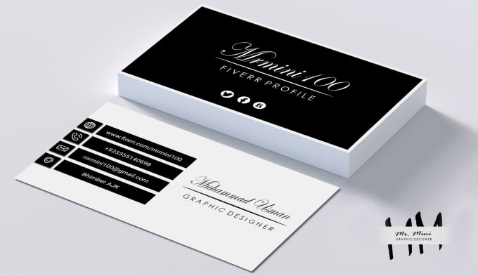 Design magnificent business cards in 24 hours by mrmini100 design magnificent business cards in 24 hours colourmoves