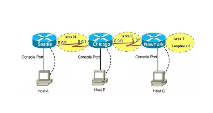 give you ospf lab sim for ccnp