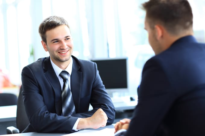 interview with manager essay Sample interview questions management requires both good writing and verbal skills for good communication when it comes to giving information to employees that.