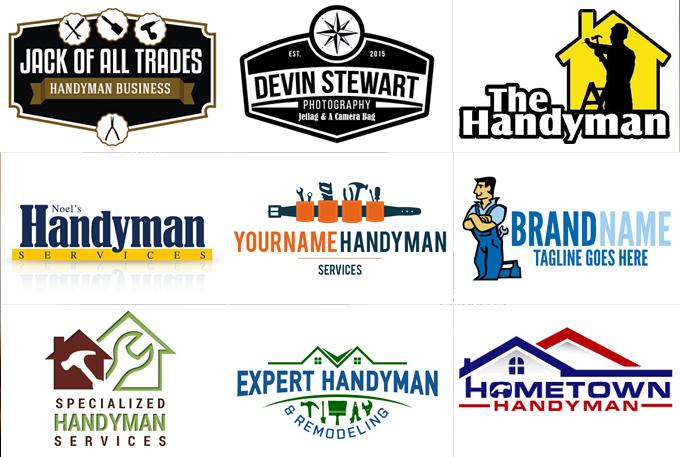 do professional handyman logo design by munnamojammel