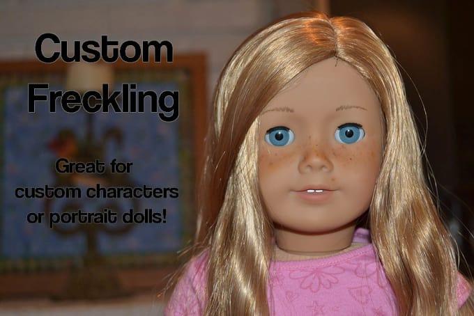 fixing dolls