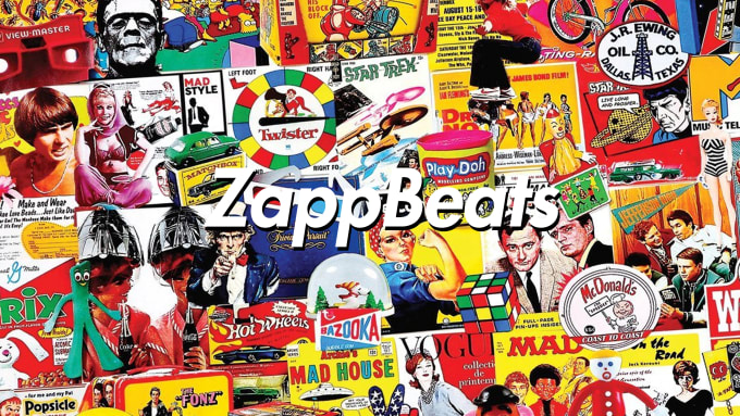 sell the zappbeats drumkit volume one