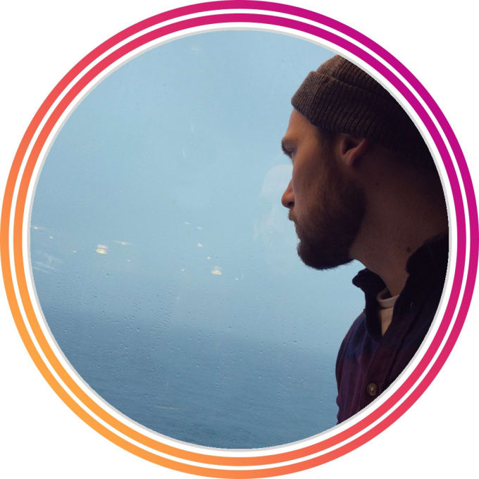 Instagram profile picture circle