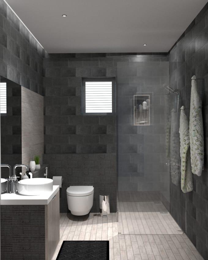 Design buildings create floor plans 3d