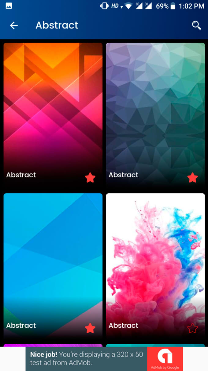 Create A Native Android Wallpaper App With Hosting